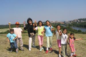 2007년 전교인 소풍(샤르까 계곡)