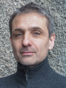 Jakub Roskovec - 후보장로 / 재정 책임 장로